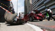 Reparo em veículos envolve mecânica, lanternagem e pintura (Foto: Paulo Pinto/Fotos Públicas)
