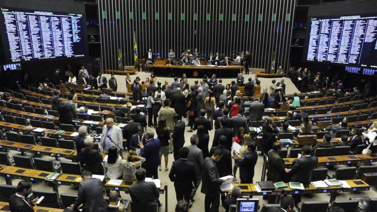 Comissão mista da Câmara e Senado aprovou MP que reduz impostos de atividades petrolíferas (Foto: Luis Macedo/Câmara dos Deputados)