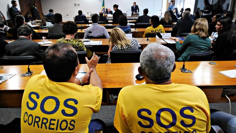 Em crise financeira, Correios pressiona para que União devolva R$ 3,2 bilhões