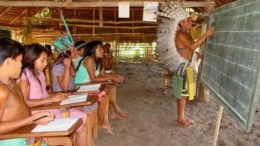 Cinco universidades federais têm licenciaturas indígenas, mas dependem da liberação de verbas