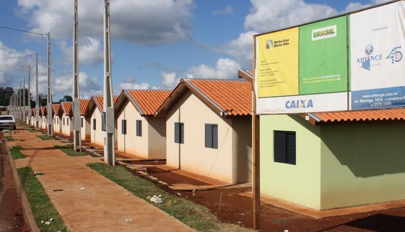 FGTS é usado, tradicionalmente, para a aquisição de moradias pela população de renda média e baixa (Foto: Divulgação)