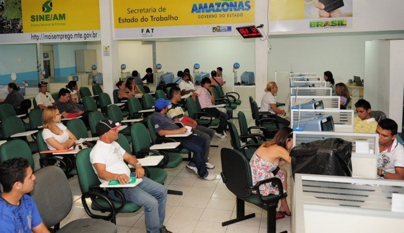 Sine Amazonas oferece 19 vagas de emprego nesta sexta-feira