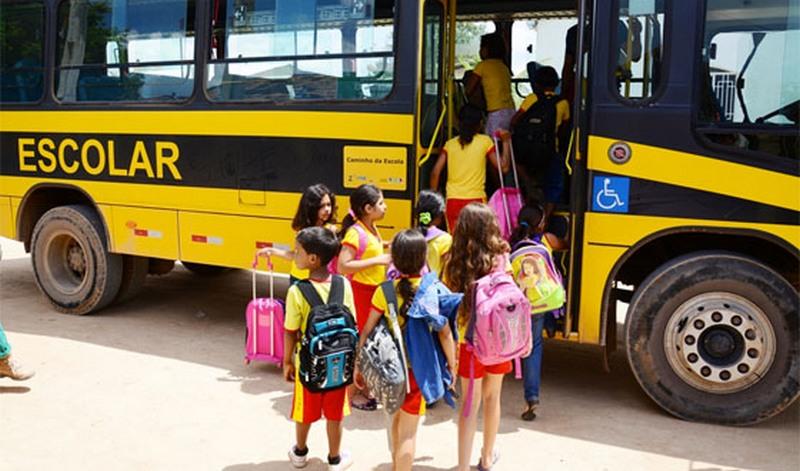 Transporte escolar financiado pelo Fundeb é exclusivo para a educação básica (Foto: ABr/Agência Brasil)