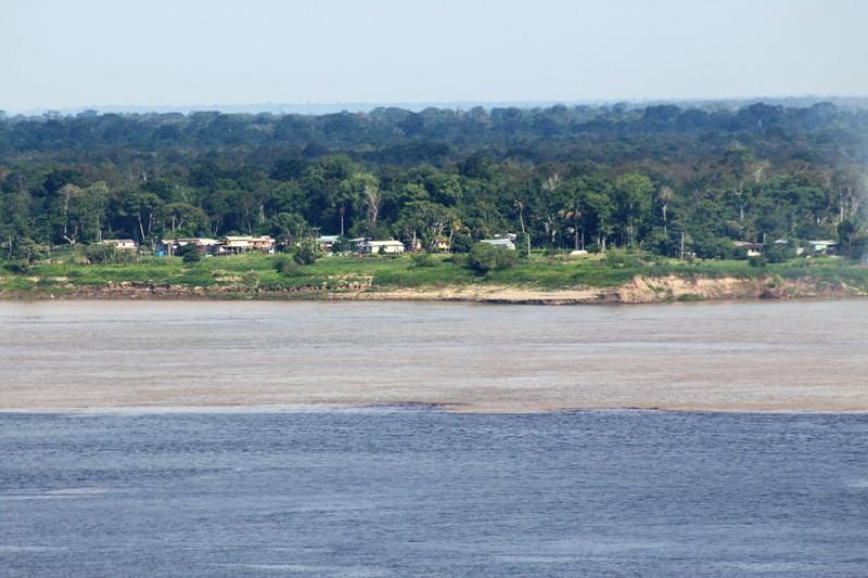 Rios da Amazônia permite conhecer riqueza hídrica da região na internet