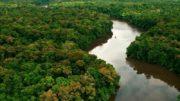 Mapa de áreas para exploração inclui a bacia Madre Dios (Foto: Agência Brasil)