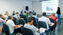 Técnicos da Afeam participam de curso para avaliar projetos rurais (Foto: Luilton Ramos/Afeam/ Divulgação