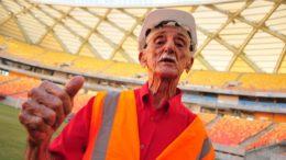 Técnico Amadeu Teixeira morreu aos 91 anos de idade como recordista mundial na função (Foto: Michael Dantas/Sejel