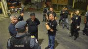 Secretário Bosco Saraiva acompanhou blitz em bares da zona leste de Manaus (Foto: Aguillar Abecassis/Secom)