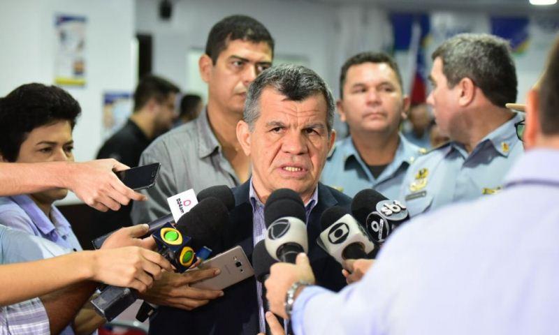 Bosco Saraiva vice-governador e secretario da SSP Amazonas