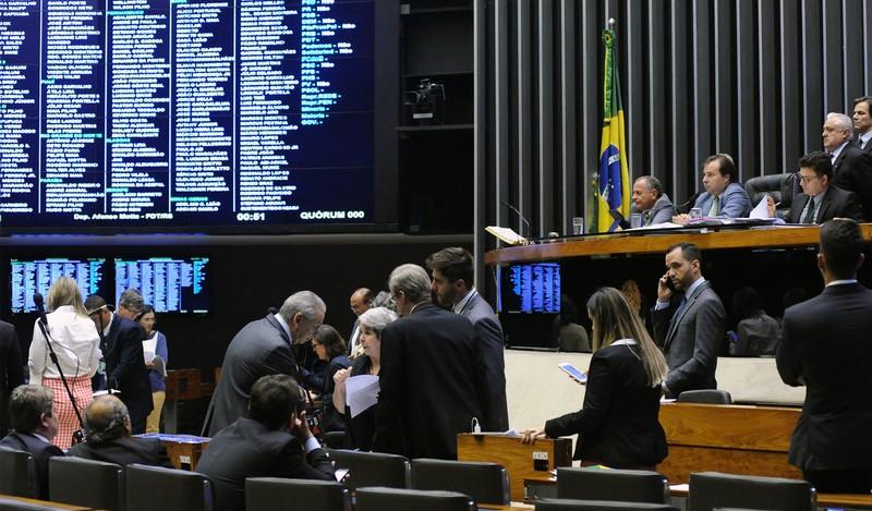 Senado inicia sessão para votar seis MPs e liberar a pauta