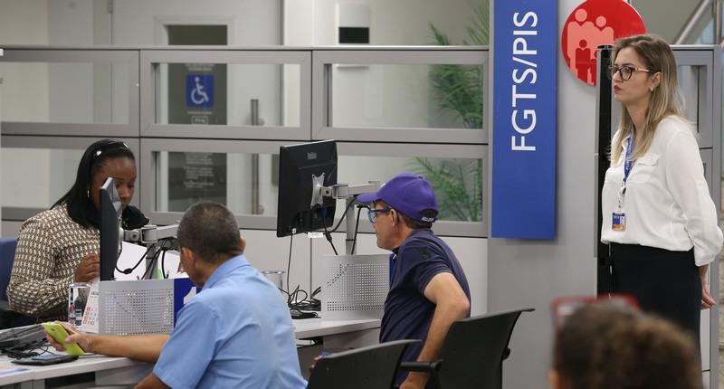 Consignado com garantia do FGTS será oferecido pela Caixa Econômica