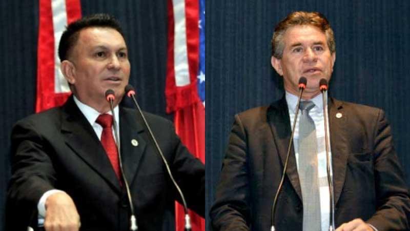 Sabá Reis e Francisco Gomes