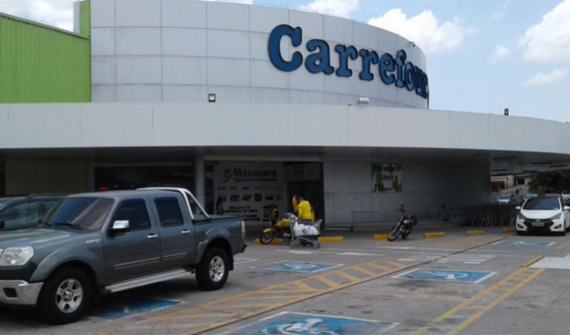 Carrefour no AM pagará R$ 10 mil por fazer acusação de roubo sem provas