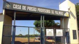 Ministério Público denunciou que o presídio tinha lotação de 145%, com quase 700 pessoas, sendo que a capacidade era para 260 (Foto: Divulgação)
