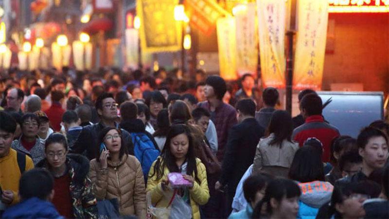 Chineses estão na liderança de ascensão social à classe média (Foto: Tomohiro Ohsumi/Bloomberg/Divulgação)