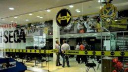 Atendimento no novo posto do Detran começou nesta segunda-feira no Shopping Ponta negra (Foto: Detran/Divulgação)