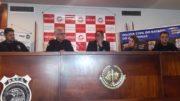 Procurador Fábio Monteiro (centro) diz que esquema de fraudes era sofisticado na Prefeitura de Tapauá (Foto: Divulgação)