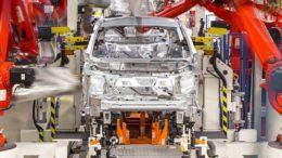 Fábrica da Fiat em Betim-MG. Instalação no Brasil aproveitou regime militar, revelam documentos (Foto: Fiat/Divulgação)
