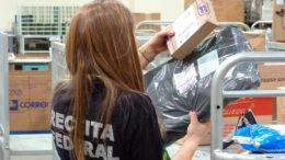 Operação de auditores fiscais em aeroportos atrasa a liberação de bagagens (Foto: Notibras/Divulgação)