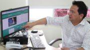 Subsecretário de Receita da Semef, Francisco Moreira, diz que valor do IPTU na área do Tarumã terá redução (Foto: Semef/Divulgação)