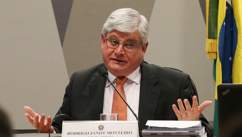 Rodrigo Janot é acusado de cobrar R$ 15 milhões da JBS por informações na PGR (Foto: Lula Marques/ Agência PT)