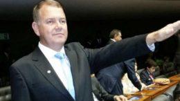 Lúcio Mosquini admitiu que projeto 'é uma forma de abrir a discussão sobre o Estatuto do Desarmamento' (Foto: Divulgação)