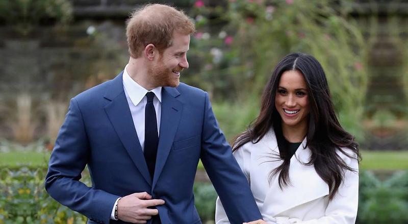 Príncipe Harry e Meghan Markle anunciam a espera do primeiro filho
