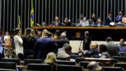 Plenario da Camara dos Deputados