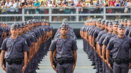 Comissão aprova redução no tempo de espera para que PM façam cursos de formação (Foto: Diogo Moreira/Fotos Públicas)