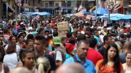 úmero de pessoas que se declaram pretas ou pardas aumento no Brasil em cinco anos (Foto: Paulo Pinto/Fotos Públicas)