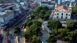 Praça da Matriz Manaus