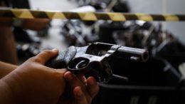 Morador de área rural que comprar uma arma não poderá levá-la quando se deslocar para outros locais (Foto: Raphael Alves/TJAM)