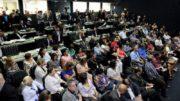 Servidores do TCE acompanharam votação do reajuste salarial, aprovado pelos deputados estaduais (Foto: ALE/Divulgação)
