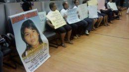 Shara Ruana desapareceu há dez anos, e os familiares não desistiram de continuar procurando (Foto: Facebook/Reprodução)