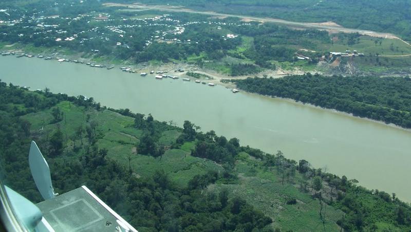 Operação em Tapauá envolve o prefeito dop município e presidente da Câmara Municipal (Foto: Panoramio/Divulgação)