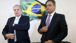 Tasso Jereissati é presidente interino do PSDB, enquanto Aécio Neves estiver afastado do cargo (Foto: ABr/Agência Brasil)