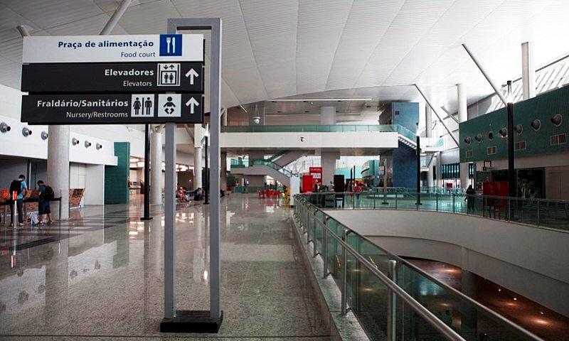 Terminal 1 aeroporto de Manaus
