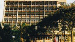Barulho causou confusão e correria na Universidade São Judas Tadeu (Foto: Divulgação)