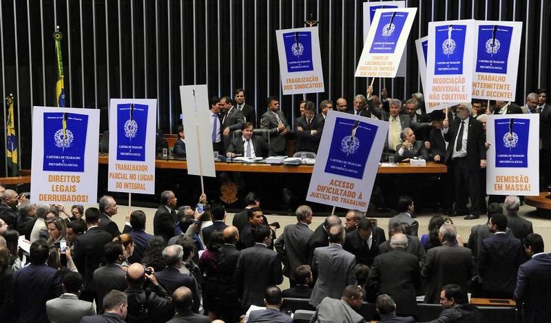 Brasil entra em lista da OIT por violar graves normas trabalhistas