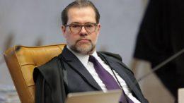 Dias Toffoli disse ter a impressão de querer se transformar o âmbito do processo penal num 'órgão de controle de recursos públicos' (Foto: STF/Divulgação)