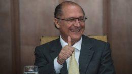 Geraldoo Alckmin poderá disputar o Planalto em 2018 na condição de presidente do partido (Foto: Marcelo Camargo/Agência Brasil)