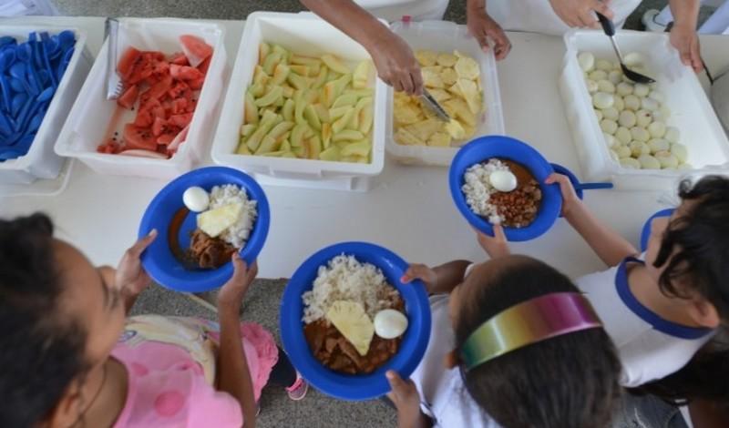 Recursos da merenda escolar eram desviados por falsas associações rurais no Pará (Foto: Agência Brasil)