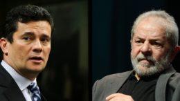 Sérgio Moro condenou o ex-presidente Lula por corrupção passiva e lavagem de dinheiro (Foto: ABr/Agência Brasil