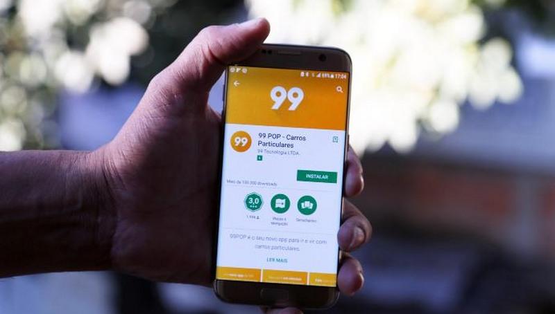 99 é mais um aplicativo de transporte individual de passageiros que começa a operar em Manaus (Foto: 99/Divulgação)