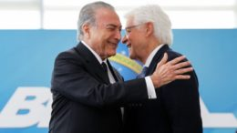 Moreira Franco foi nomeado por Michel Temer para a secretaria-geral da Presidência (Foto: Beto Barata/PR)