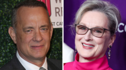 Tom Hanks e Merly Streep