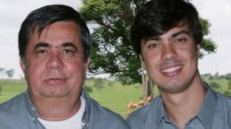 Jorge Picciani foi levado para depor e o filho, Felipe Picciani foi preso pela Polícia Federal (Foto: Divulgação)