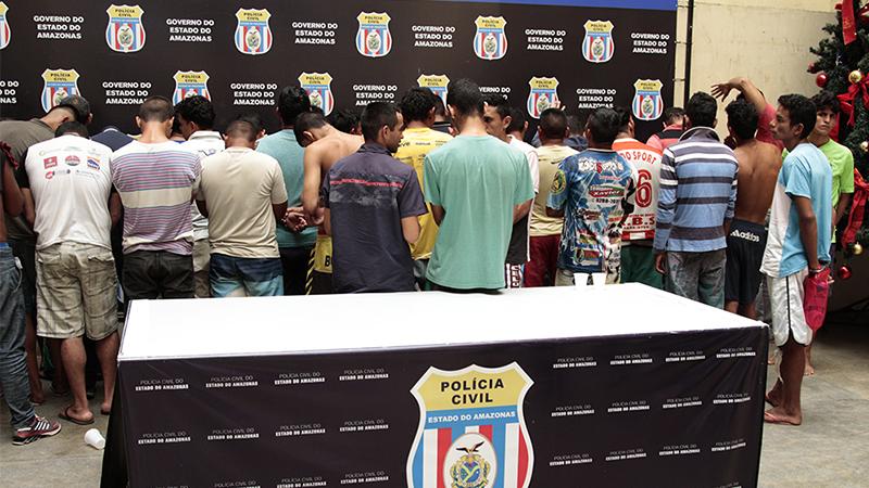 Em Manaus, número de homicídios cai 12% no primeiro semestre de 2018