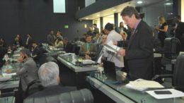 Deputados estaduais priorizaram emendas dentro de suas cotas do orçamento impositivo (Foto: Danilo Mello/ALEAM)