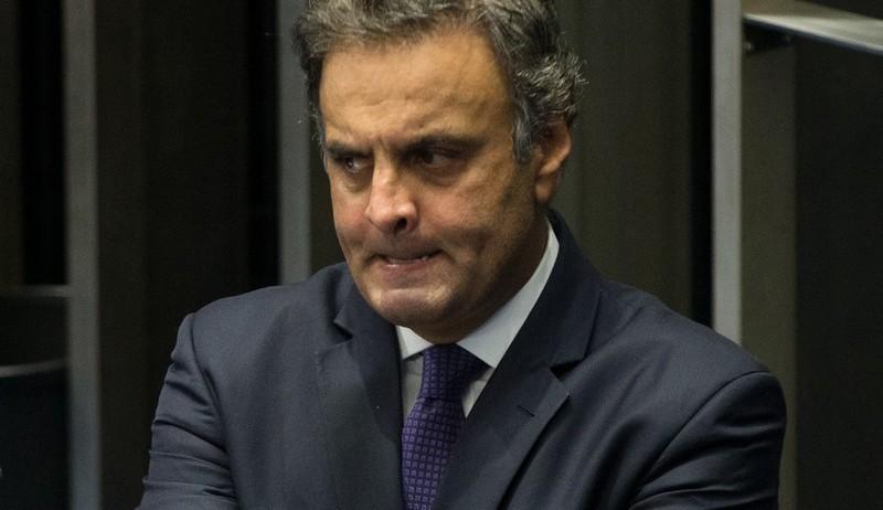 Raquel Dodge pede que Supremo receba denúncia contra Aécio Neves